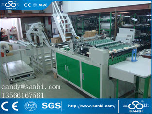 China 800/1000mm Bubble Film Plastic Bag Making Machine For Packing All Goods supplier