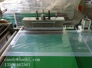 China YTRQL Series Plastic Bags Manufacturing Machine For Soft Handbag supplier