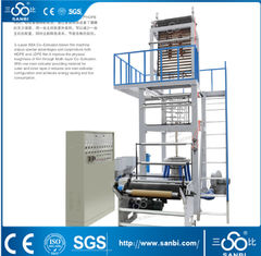 China ABA Three-layer co-extrusion  Film blowing machine (CE) supplier
