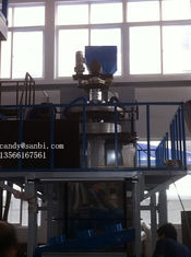 Extrusion Blowing Machine Blow Molding Equipment 100-800mm Width