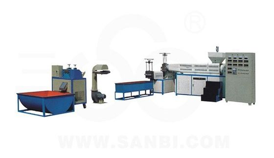 China Rotary Cutter Plastic Recycling Machine supplier