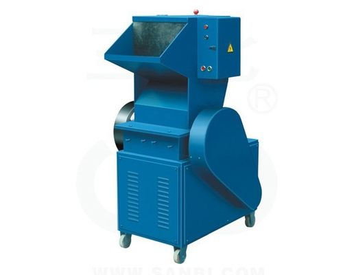 China PET PVC Plastic Recycling Machine , plastic grinding equipment For waste crushing supplier