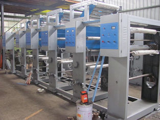 China HDPE Bag Gravure Printing Machine Multicolor For Plastic Film / Paper Label supplier
