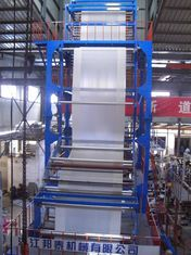 China Double-layer Co-extrusion Plastic Film Blowing Machine With CE ISO supplier