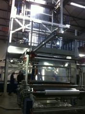 China Three-layer PE Film Blowing Machine With Common-extruding Rotary Die supplier