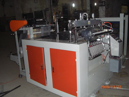 China Auto T-shirt Bag Making Machine supplier
