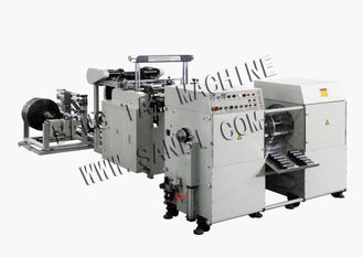 China Full Automatic Coreless Rolling Plastic Bag Making Machine For Garbage Bag supplier