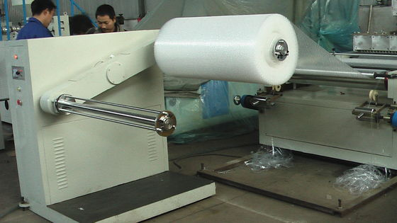 China Automatic Two Layers PE Bubble Film Making Machine , Blown Film Extruder supplier