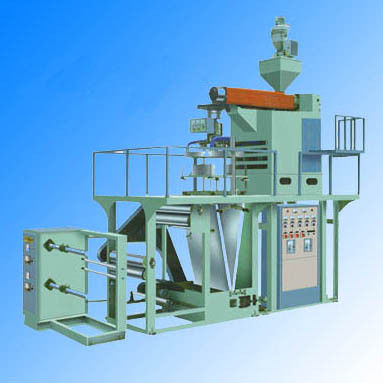 China 600mm Sinle Layer PP Film Blowing Machine / Equipment For Food Packing supplier