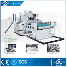 China Polyethylene Stretch Film Making Machine , Plastic Blowing Machinery supplier