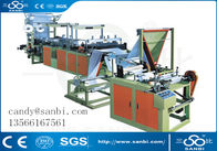 Plastic Film Garbage Bag Making Machine Bag Making Equipment