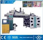 China Bopp Pvc Pe Pet  Cpp Paper  Flexo Printing Machine 120-150M/MIN factory