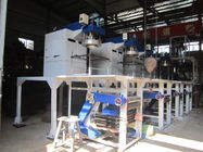 China Automatic PP Film Blowing Machine With Doble Winder blow molding equipment factory