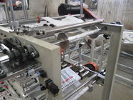 China High Speed Vest Bag On Roll Making Machine With coreless roller factory