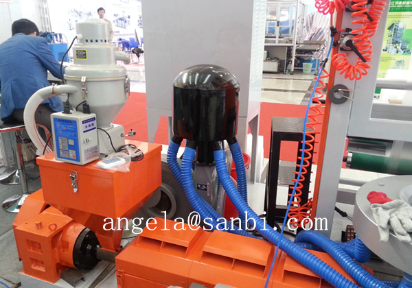 Powerful HDPE Film Blowing Machine Mini Blown Film Machines
