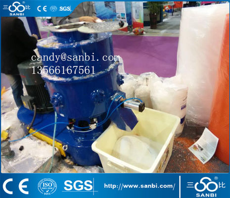 China 18.5-37kw Plastic Granulating Machine 60-160kg/H 1500*700*1400mm distributor