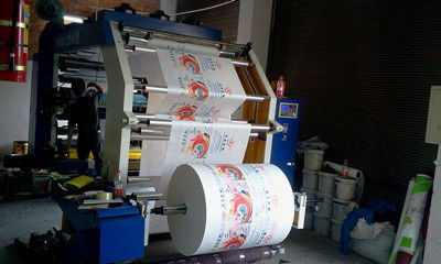 China High Speed Flexographic Printing Machine For Non Woven Fabrics / Plastic Bag distributor