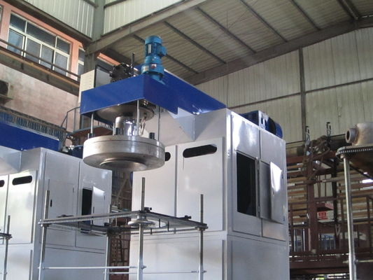 China 11KW PP Film Blowing Machine Automatic Film Blow Molding Machine distributor