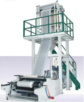 ABA Film Blowing Machine lager Capacity 50Kw Automatic double winder